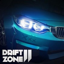 Drift Zone 2 dvd cover