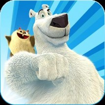 Arctic Dash: Norm of the North dvd cover