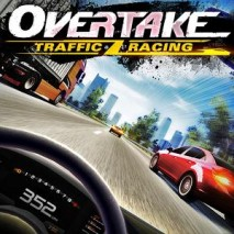 Overtake: Traffic Racing dvd cover