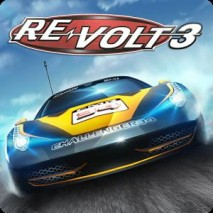 Re-Volt3 dvd cover