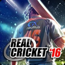 Real Cricket ™ 16 dvd cover