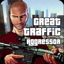 Great Traffic Aggressor dvd cover