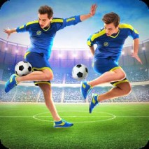 SkillTwins Football Game dvd cover