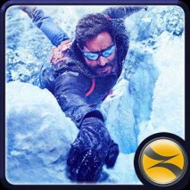 Shivaay: The Official Game dvd cover