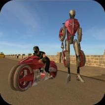 Moto Robot dvd cover