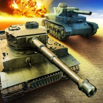 War Machines Tank Shooter Game dvd cover