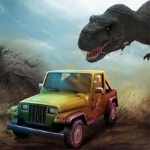 Safari Dino Hunter 3D Cover
