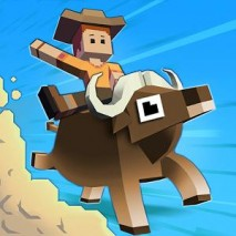 Rodeo Stampede: Sky Zoo Safari dvd cover