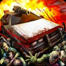 Zombie Derby 2 dvd cover