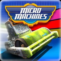 Micro Machines dvd cover