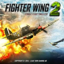 FighterWing 2 Spitfire dvd cover
