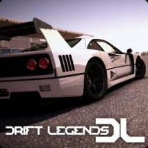 Drift Legends dvd cover