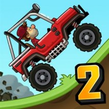 Hill Climb Racing 2 dvd cover