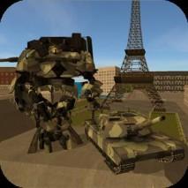 Tank Robot dvd cover
