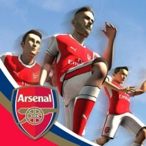 Arsenal FC: Endless Football Cover