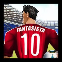 Football Saga Fantasista dvd cover