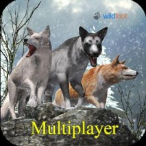 Wolf World Multiplayer Cover