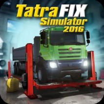 Tatra FIX Simulator 2016 dvd cover