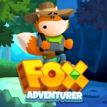 Fox Adventurer dvd cover