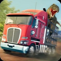 Angry Dinosaur Zoo Transport 2 Cover