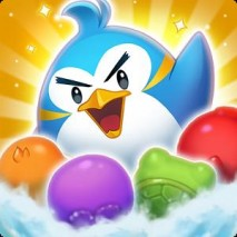 Air Penguin Puzzle dvd cover