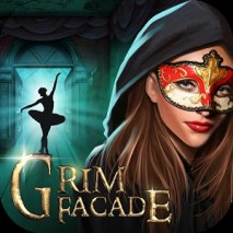 Adventure Escape: Grim Facade dvd cover