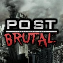 Post Brutal dvd cover