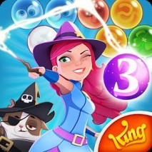 Bubble Witch Saga 3 dvd cover