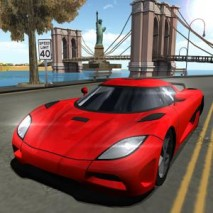 Car Driving Simulator: NY Cover