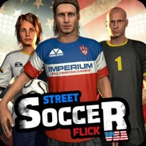 Street Soccer Flick US dvd cover