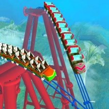 Roller Coaster Simulator 2017 Cover