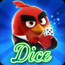 Angry Birds: Dice dvd cover