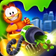 Garfield Smogbuster Cover