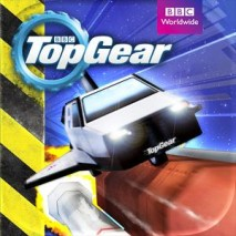 Top Gear: Rocket Robin dvd cover
