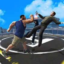 Fight Big Man 3D dvd cover