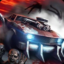 Zombie Drift dvd cover