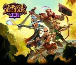 Dungeon Defenders II dvd cover