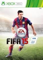 FIFA 15 dvd cover