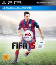 FIFA 15 cd cover