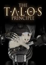 The Talos Principle dvd cover