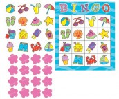 Tropical Beach Bingo Games Cover
