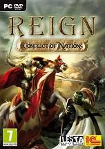 Reign: Conflict of Nations dvd cover