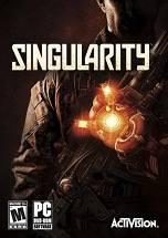 Singularity dvd cover