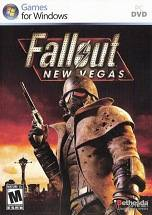 Fallout New Vegas dvd cover