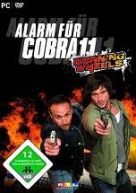 Cobra 11 Burning Wheels dvd cover