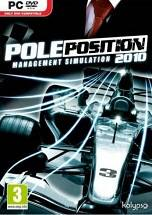 Pole Position 2010 dvd cover