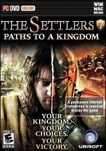 The Settlers 7: Paths to a Kingdom dvd cover