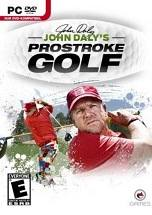 John Dalys ProStroke Golf dvd cover