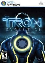 Tron Evolution poster