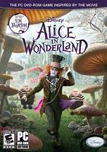 Alice in Wonderland dvd cover